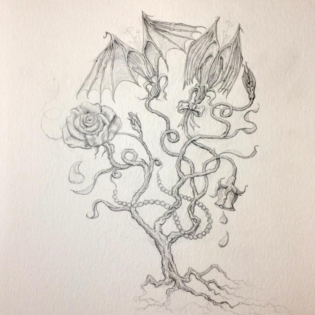 Love Bats garden 2